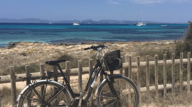 Een dagje paradijs op de fiets