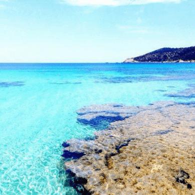 Wit zand & fijne beachclubs