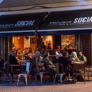 Project Social - Bar- Ibiza