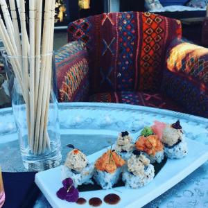 Ibiza - sushi - restaurant