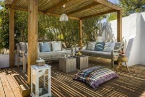 Ibiza - villa dances - vastgoed