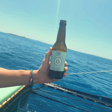 Ibiza adventures with Pippi's sailing sister