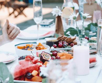 UNIEK: Business Keukentafel Date