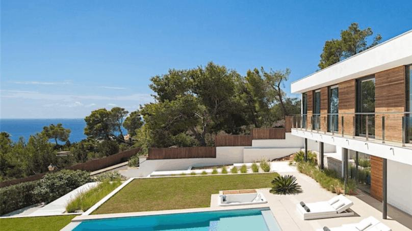 Uitzonderlijke villa met verhuurlicentie